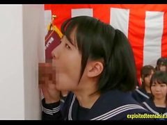 Jav Idols Shirai Toda Eikawa Suck And Fuck The Glory Hole