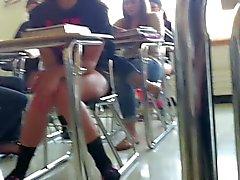 teen legs spread