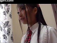Adorable Sexy School Babe Japan