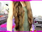 teen kaylynn091 flashing boobs on live webcam