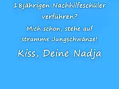 Nadja Summer Schule German
