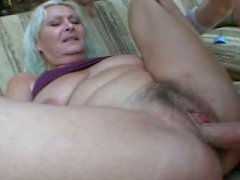 Hot granny alltime choose the young cock !!