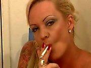 Smoking-Fetish MILF-Sluts