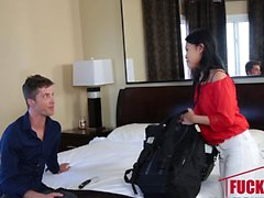 Cindy Starfall and Marica Hase in Bad and Breakfast