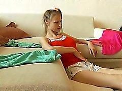 Beata schoolmate sucking huge cock