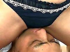 Busty girlfriend hard anal sex