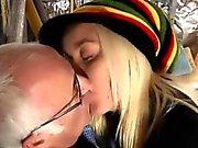 Ebony teen masturbation hairy pussy Gorgeous blondie Tina is