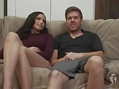 Brazzers - My sister friend Ariana Marie
