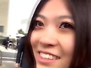Asian teens show panties