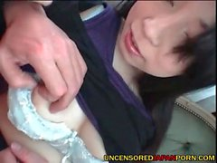 Uncensored Japanese Porn Tight AV idol pussy from Japan