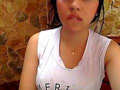 Hot Latina Teen Michelle Webcam Show 1