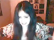 Asian Showing off Her Body On Webcam - Pussycamhd.c0m