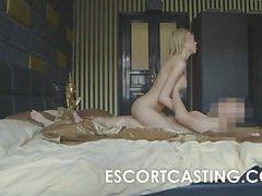 Tight Teen Russian Escort Filmed Getting Anal