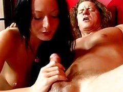 Sister Gives Horny Bro a good time