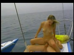 Boat Boning For Puffy Nipped Tabitha
