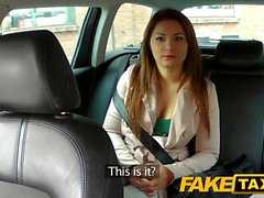 Fake Taxi Your choice suck my big cock or you walk