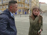 Bitches Abroad - Gorgeous travelling European teen gets fucked in her ass and pussy