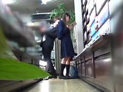 Japanese Slut in Upskirt Oriental Public Nudity