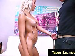FetishNetwork Marsha May caught peeping stepbro