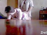 Parental homemade sex. Mature sexy mommy upskirt fast fuck