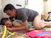 Petite Jav Schoolgirl Inamura Fucked On Roof Top By Hunter Perfect Teen