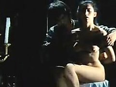 Sultry Japanese wife fulfills her exciting sexual fantasies