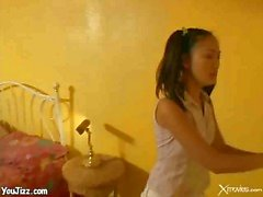 Asian Babysitter Fucked By Yhetti
