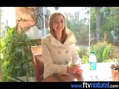 Fisrt Time Teen In Front Of Camera Playing With Sex Toys clip-17