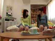 Japanese Teen Gives Handjob