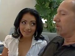 [420] Hot Horny Andrea Kelly Sucks Fucts Big Cock