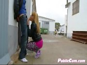 Quick Public Suck And Fuck With Jakeline Teen