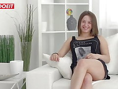 First Time Anal Destruction For Teen Gabriella Lati