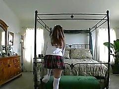 Kinky School Girl