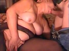 Moden Kvinde & Ung Fyr (Danish Title)(Not Danish Porn) 18