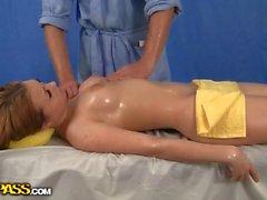 Sex massage young blonde xxx