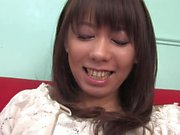 Young beauty shaves her pussy and masturbates