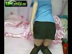 Teen Viet chat sex show hang