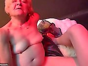 OldNanny Very old granny woman and young horny girl