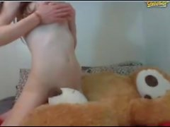 teen humping pillow