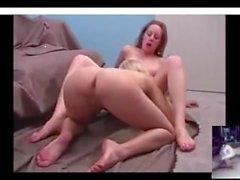 Masturbating to Two Cute Lezbos Cindy & Sally