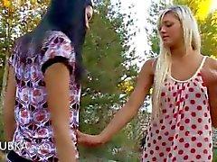 Lesbian teens spread vagina cunts