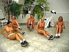Nude Teens Workout (Innerworld)