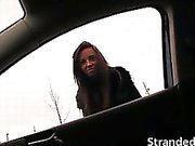 Stranded teen Gina Devine accepts ride from strangers car