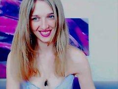 Girl On Girl Skinny Webcam Teen Enjoying E1