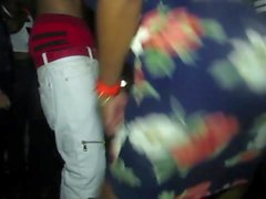 Sexy Upskirts of girls TWERKING at the club