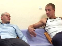 Playgirl gets hardcore fucking from concupiscent studs