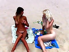 hotties on nude beach