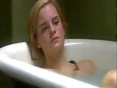 Emma Watson bath scene