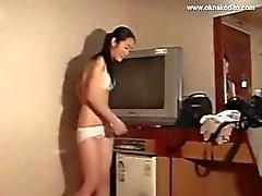 Innocent Korean Amateur Wife