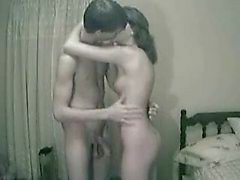 Young couples first time